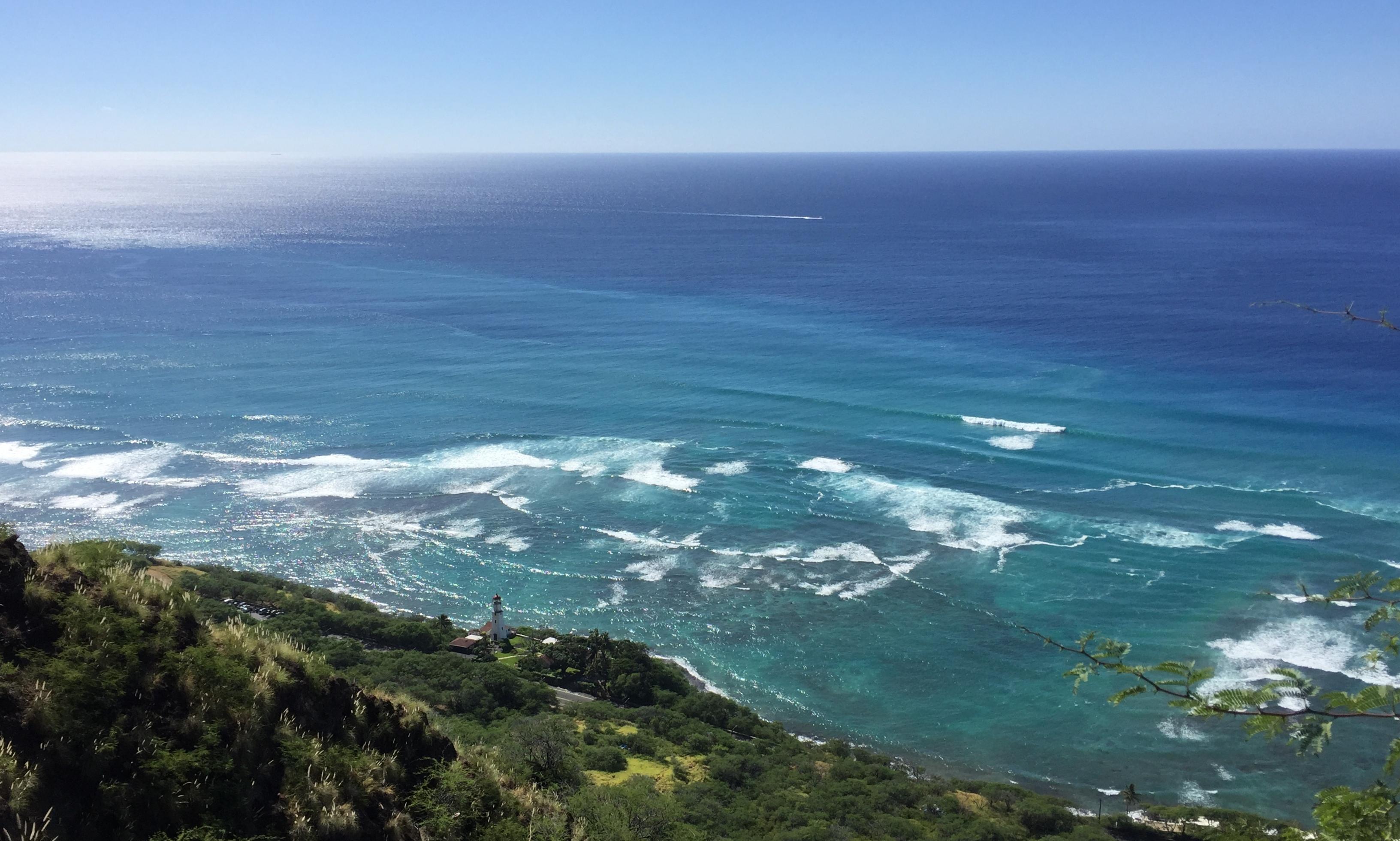 レムリアのエネルギーを感じるハワイ